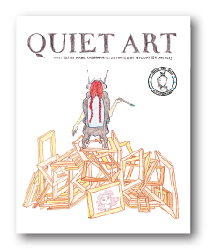 Quiet Art, courtesy of Foster the Future