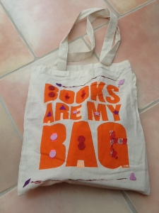 Holly's Books Are My Bag bag