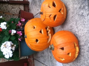 Pumpkin family!