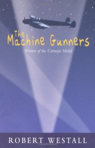 The Machine Gunners, by Robert Westall. Image courtesy of amazon.co.uk