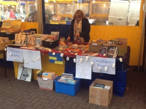 Childtastic book stall