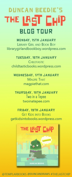 The last chip blog tour